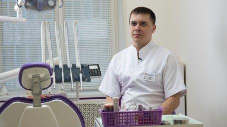 Стоматолог в Новом Городе - ортопед