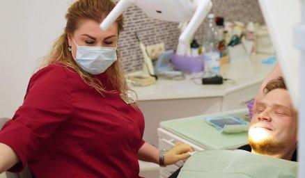 Стоматолог в Новом Городе - терапевт