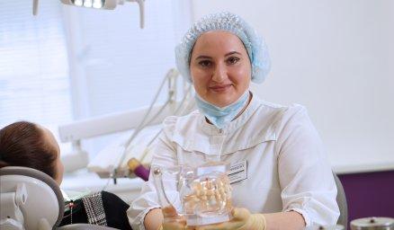 Стоматолог в Новом Городе